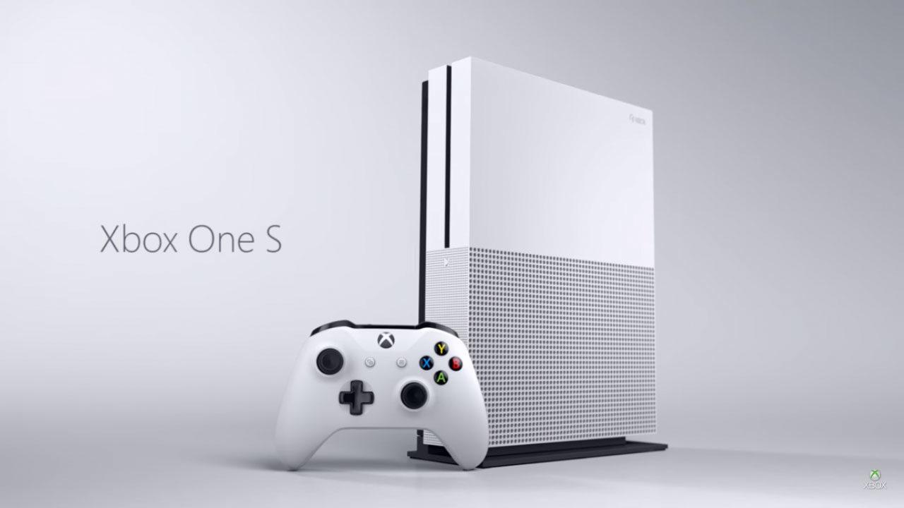 Microsoft conferma Xbox One S: tutti i dettagli!