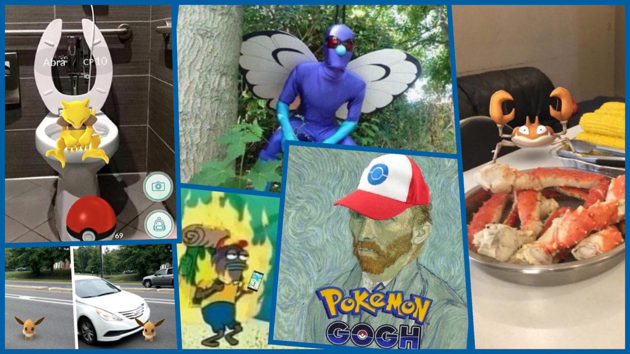 10 Storie di Ordinaria Follia con Pokémon GO