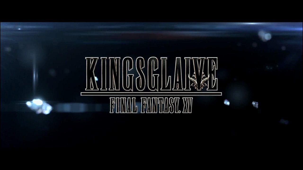 Kingsglaive: Final Fantasy XV è record in Giappone