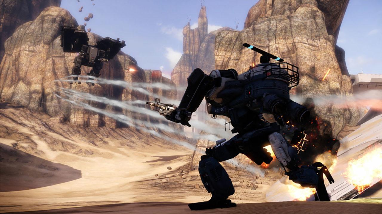 Hawken è disponibile su PlayStation 4