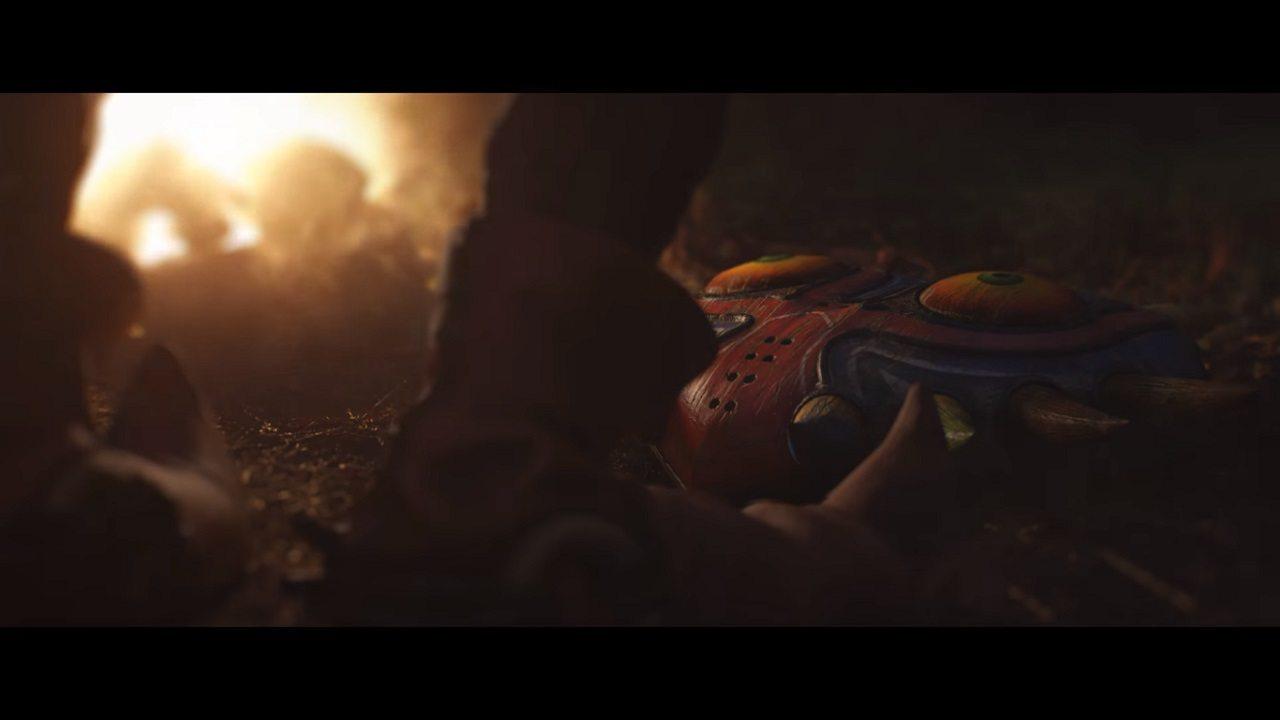 Majora's Mask Text GameSoul (1)
