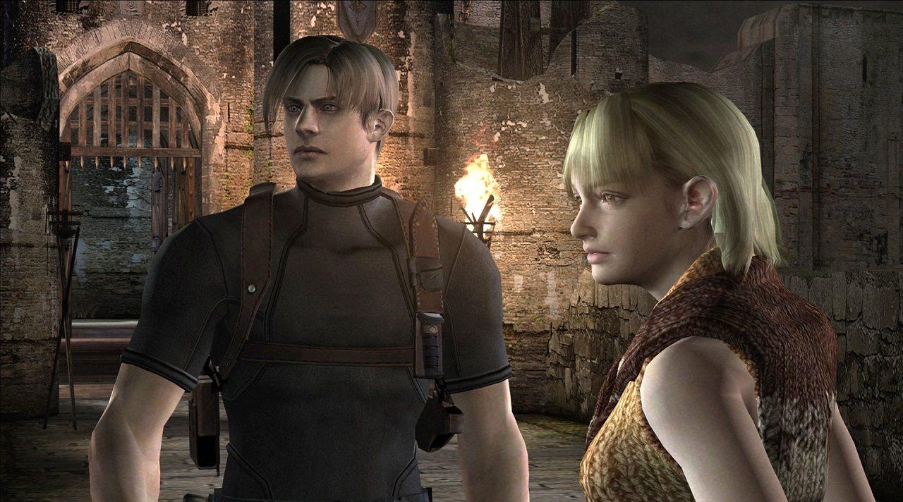 Resident Evil 4 Text GameSoul (1)