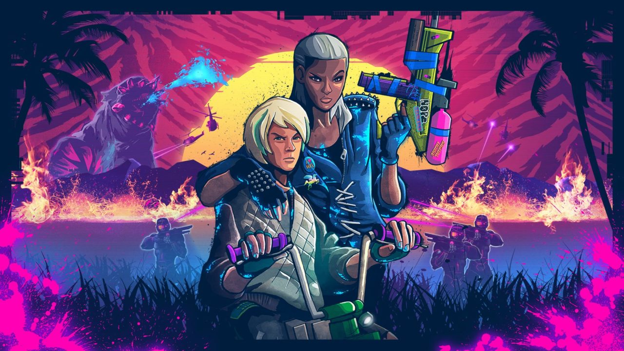 Un contest per vincere Trials of the Blood Dragon
