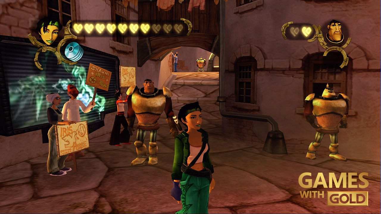 games-with-gold-august-2016-beyond good-&-evil-gamesoul