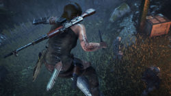Rise of the Tomb Raider arriva su PlayStation 4