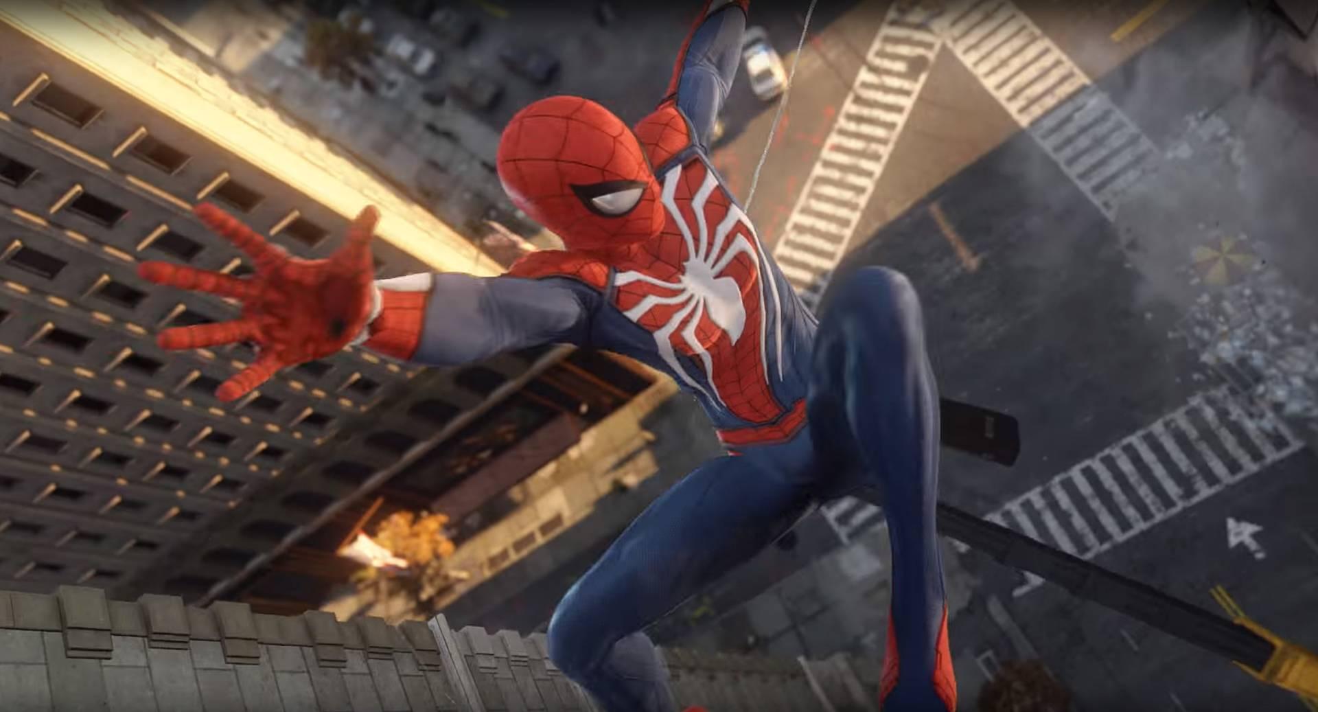 игра новый человек паук 2 смотреть