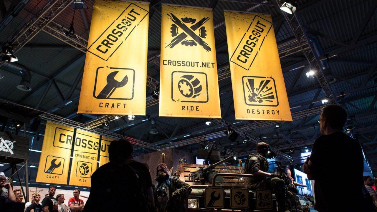 Crossout gamescom 2016