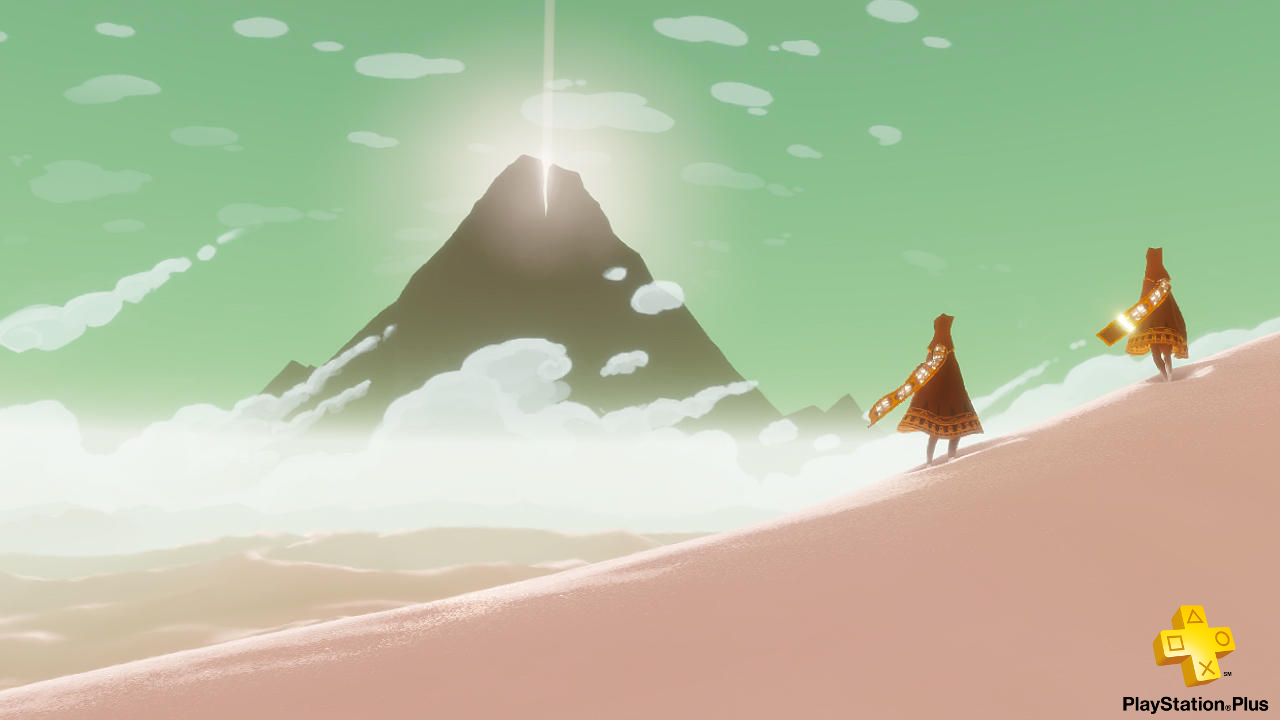 Journey PlayStation Plus GameSoul (1)