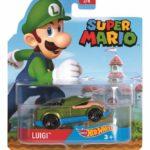Luigi Hot Wheels