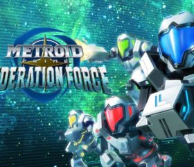 Metroid Prime Federation Force Header