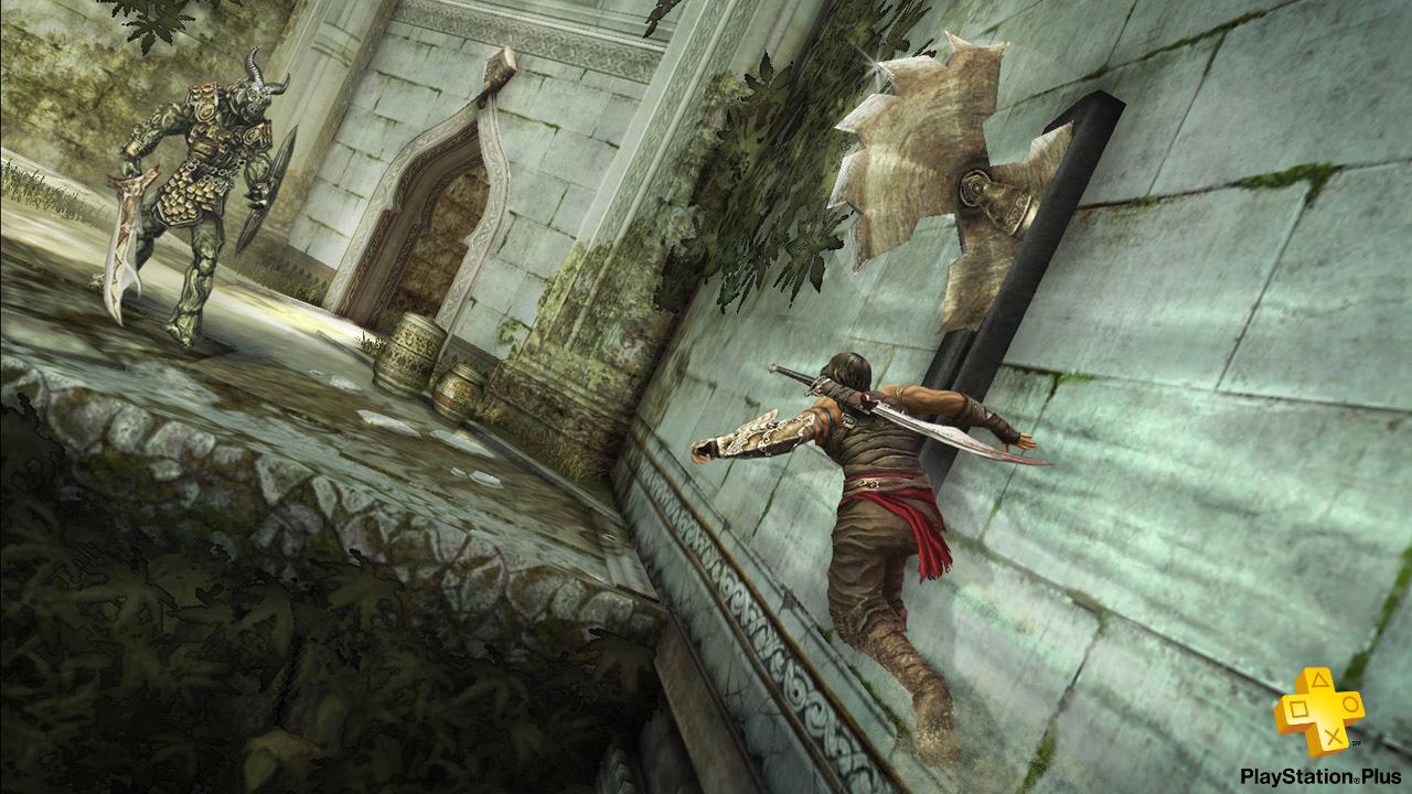 Prince of Persia le Sabbie Dimenticate PlayStation Plus GameSoul (1)