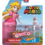 Princess Peach Hot Wheels