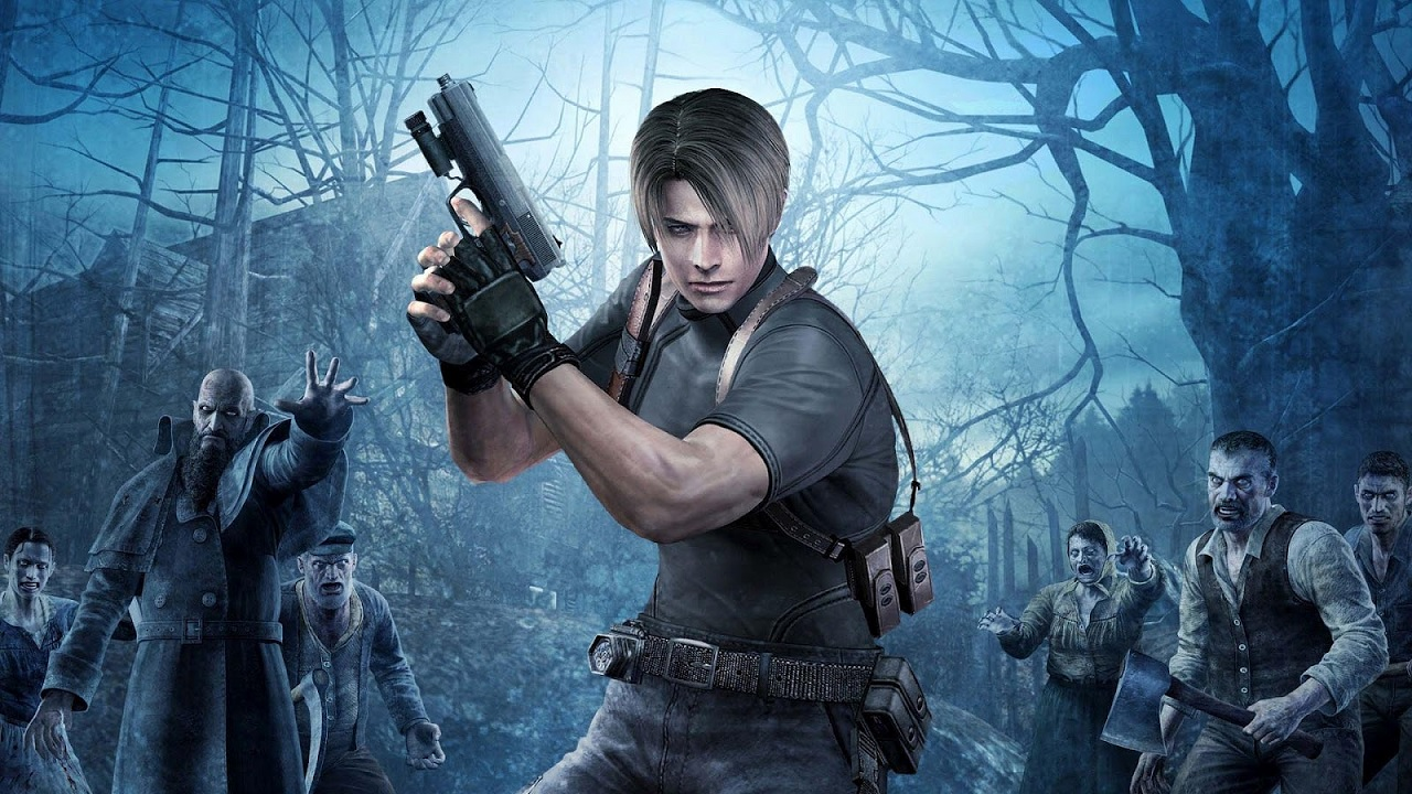 Resident-Evil-4Ps4