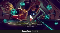 No Man's Sky – Guida alle Unità (o denaro) facili