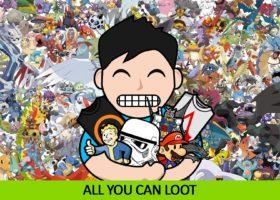 All You Can Loot: Pokémon e via!