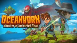 Oceanhorn arriverà presto su PlayStation 4 ed Xbox One