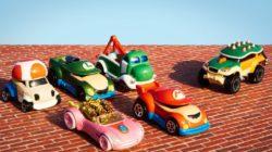 Hot Wheels Super Mario