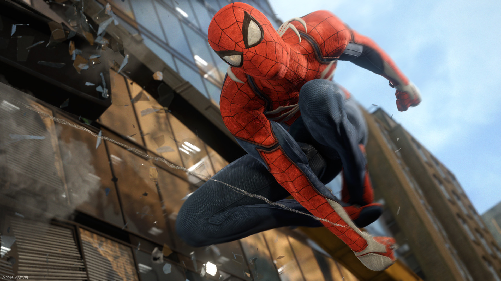 Spiderman - PS4 Pro - GameSoul
