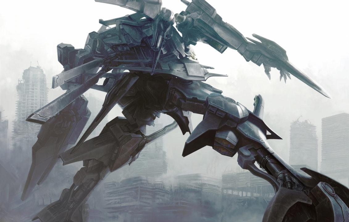 Confermato lo sviluppo di un nuovo Armored Core