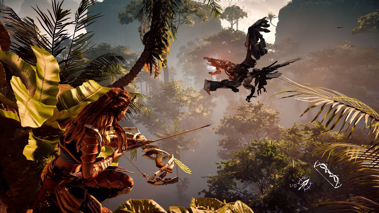 horizon-zero-dawn-trailer-gameplay-ps4-pro-3-gamesoul