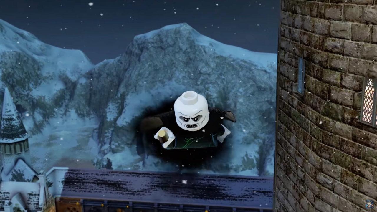 LEGO Dimensions, il trailer per il mondo di Harry Potter