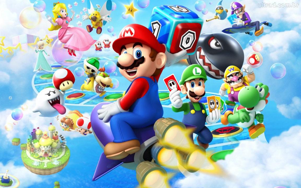 Nuovi dettagli su Mario Party: Star Rush