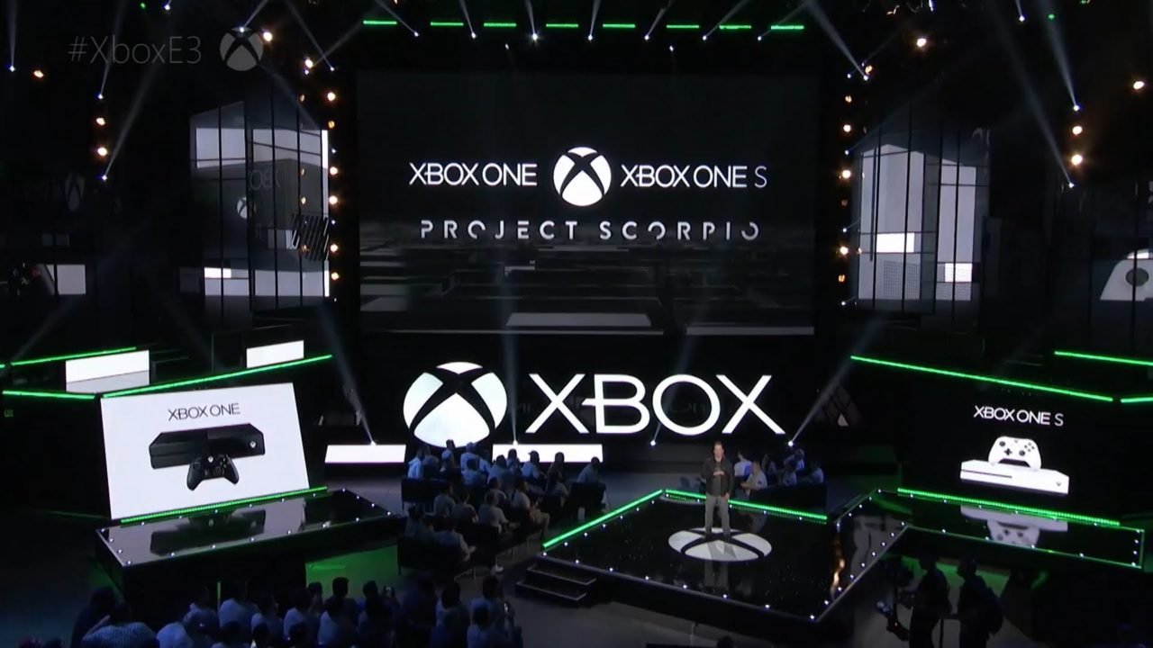 Microsoft risponde a tono alla presentazione di PlayStation 4 Pro