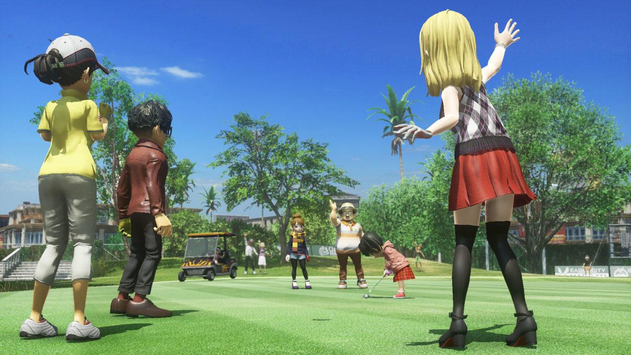 New Hot Shots Golf in arrivo su PS4 nell'estate 2017