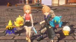 World of Final Fantasy: demo disponibile sul PlayStation Store