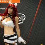 Cosplay GamesWeek 2016