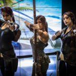 Cosplay Ufficiali GamesWeek 2016