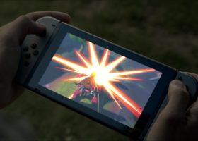 Nuove indiscrezioni sullo schermo di Nintendo Switch