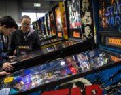 Sala giochi GamesWeek 2016