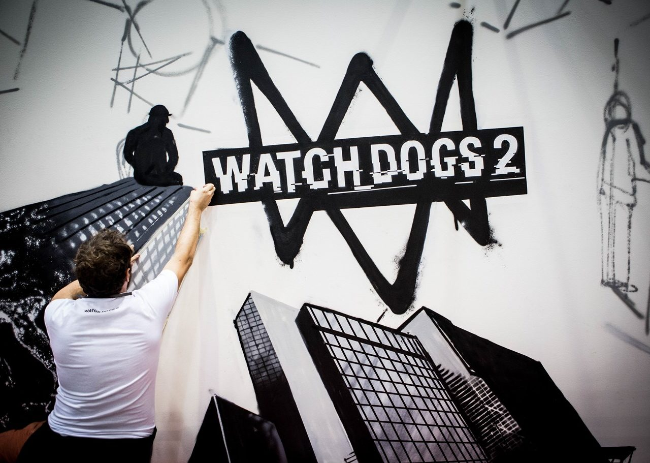 Watch Dogs 2 GamesWeek 2016