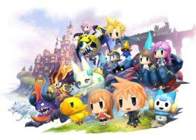 World of Final Fantasy – Recensione