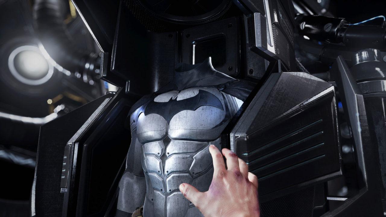 Batman: Arkham VR arriva su PlayStation VR
