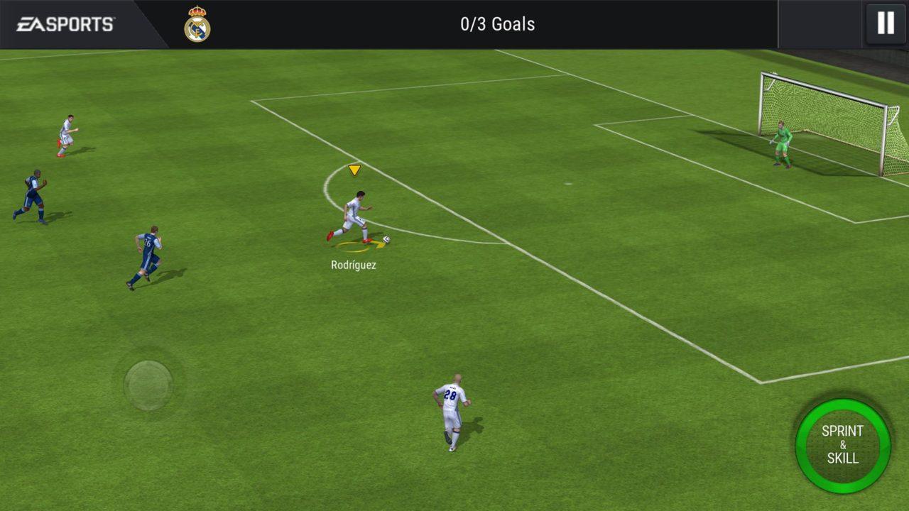 FIFA Mobile Calcio, disponibile su iOS e Android