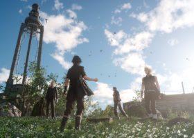 """Final Fantasy XV, un misterioso """"Omen"""" è in arrivo"""