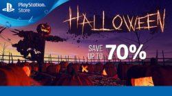 Le offerte di Halloween invadono il PlayStation Store