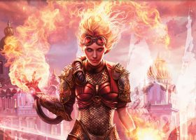 Magic Soul – Planeswalker Deck: Chandra