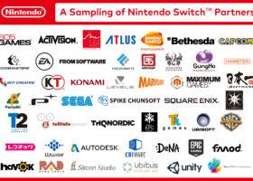 Tanti gli sviluppatori terze parti per Nintendo Switch