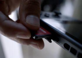 Le cartucce saranno il supporto di Nintendo Switch