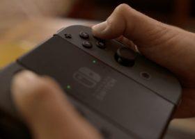 Niente secondo schermo per Nintendo Switch