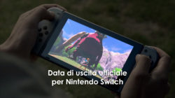 Nintendo Switch arriverà in primavera