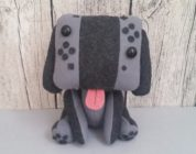 Una fan crea un peluche di Nintendo Switch