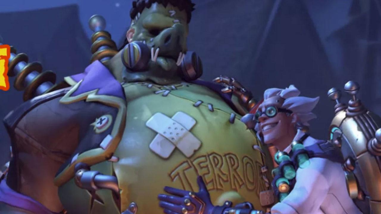 Tante novità per Overwatch: è arrivato l'Halloween da brividi