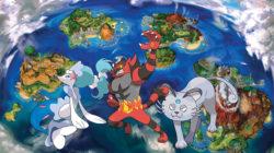 Pokémon Sole e Luna, tanti nuovi Pokémon e funzionalità