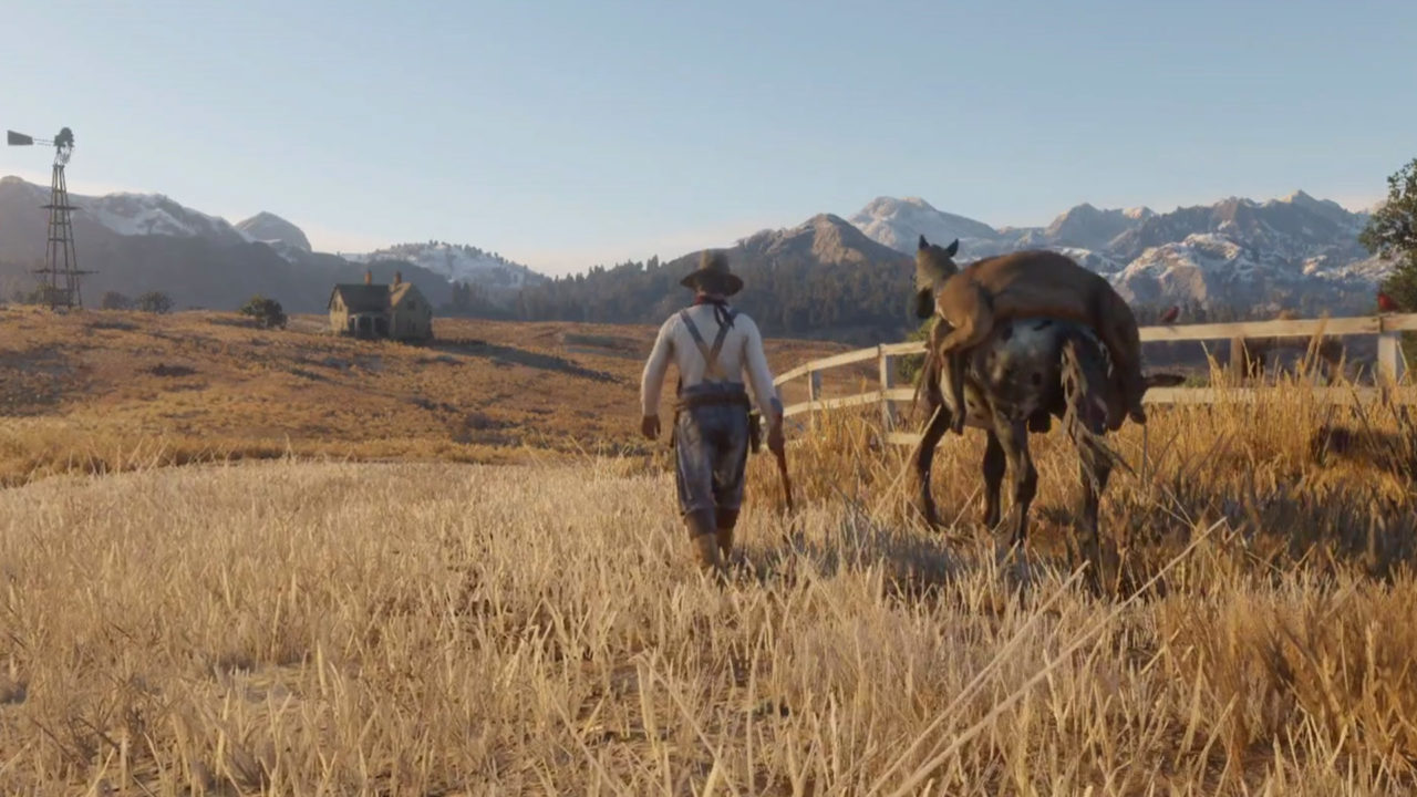 Secondo Michael Patcher, Red Dead Redemption 2 uscirà su PC | Gamesoul.it