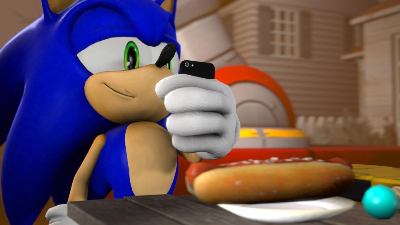 Sonic è in rampa di lancio anche su LEGO Dimensions