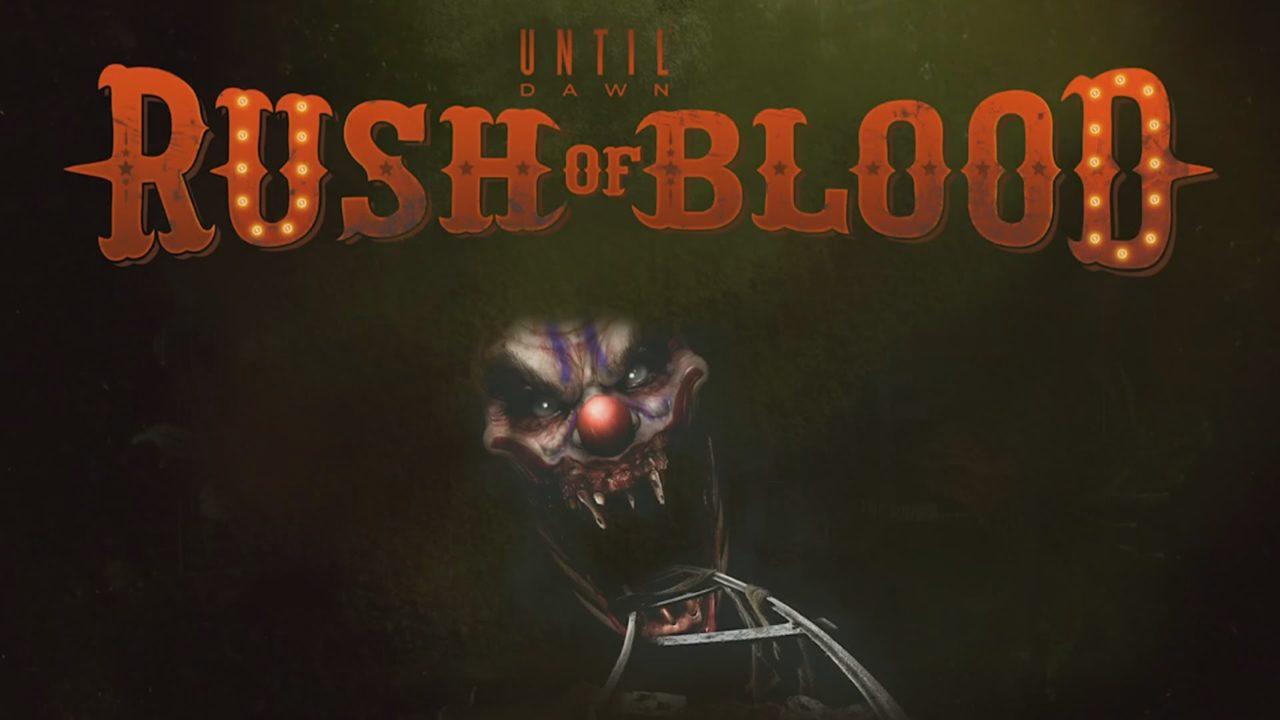 Svelati i trofei di Until Dawn: Rush of Blood, e c'è anche il platino